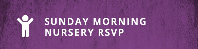 Sunday Morning Nursery RSVP